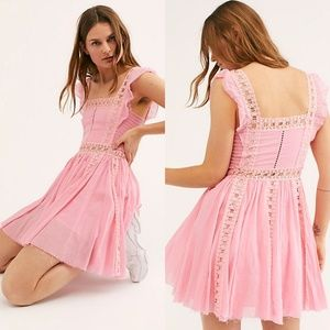 NWT Free People Verona Dress